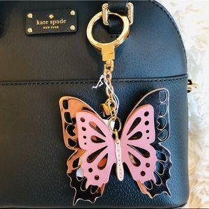 NWT: KATE SPADE Butterfly Charm 💋